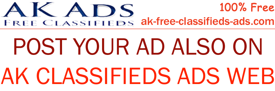 AK Classifieds Ads Post Online
