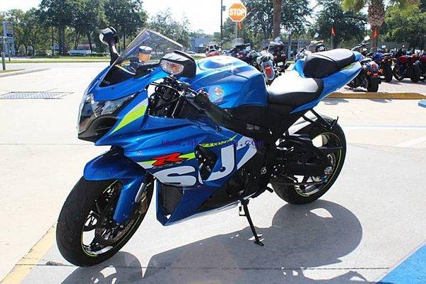 2015 Suzuki GSX-R1000 available for sale