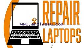 Repair  Laptops Contact US