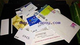 BLANK ATM CARD OFFER