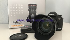 Canon EOS 5D Mark III Digital SLR Camera with EF 24-105mm Lens
