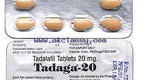 Tadaga 20mg for sale