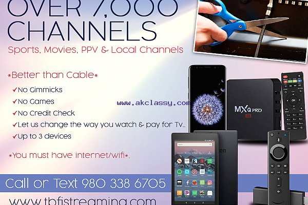 Better Than Cable / Lower Your Cable Bill