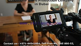 Corporate Video Production Company in Dubai