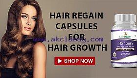 Hair Gain Naturally Promotes Hair Growth