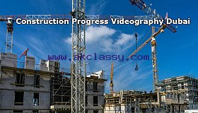 Construction Progress Videography in Dubai