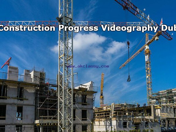 Construction Progress Videography in Dubai
