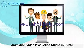 Animation Video Production Studio in Dubai