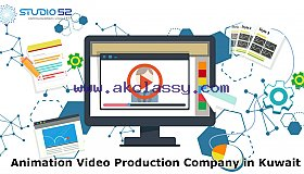 Animation Video Production Company in Kuwait