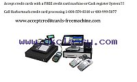 FREE Credit card machine-Cash register-POS