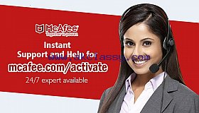 Download and Install the McAfee Activate
