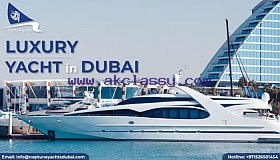 Luxury Yacht Renting Dubai