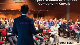 Top Corporate Video Production Company in Kuwait