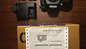 Nikon D750 24.3MP DSLR Camera - Black (Body Only).USA