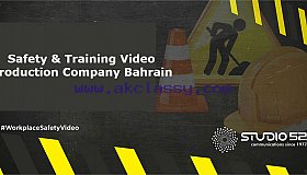 Top Safety and Training Video Production Company Bahrain