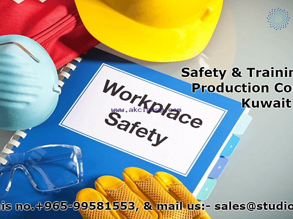 Top Safety & Training Video Production Company Kuwait