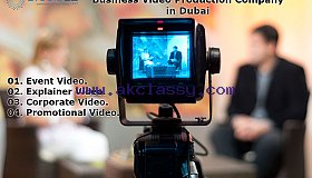 Business Video Production Company in Dubai