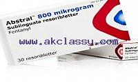 Buy Abstral (Fentanyl) Online-http://www.onlinechemshop.com