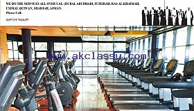 GYM EQUIPMENTS, REPAIR/ MAINTENANCE SERVICES, AMC ALSO AVAILABLE IN GOOD PRICE.