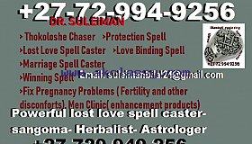 In BOTSWANA **^^+͎2͎7͎7͎2͎9͎9͎4͎9͎2͎5͎6͎ ___%Marriage, Love & Money Spell caster in FRANCE, RANDBURG