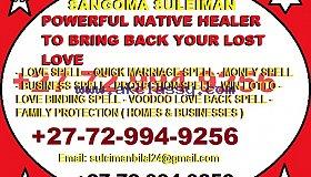 In BLOEMFONTEIN ~@))【0729949256】 ___*BRING BACK LOST LOVE SPELL CASTER in KRUGERSDORP, ROODEPOORT