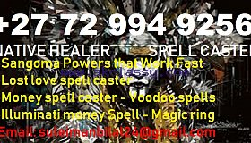 In GOBORONE [(@\___?[+27729949256] ___?Long distance love spell caster GA-RANKUWA, KAGISO