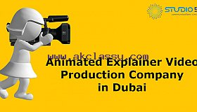 Animated Explainer Video Production Company in Dubai