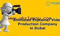 Animated Explainer Video Production Company in Dubai