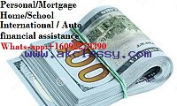 BUSINESS AND PROJECT LOANS/FINANCING AVAILABLE !!!!
