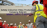 Safety Induction Video Production Company Bahrain