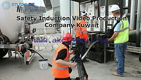 Safety Induction Video Production Company Kuwait
