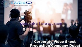 Corporate Video Shoot Production Company Dubai