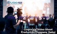 Corporate Video Shoot Production Company Dubai