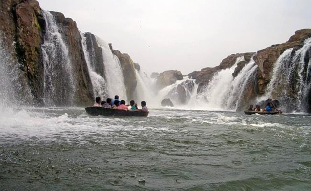 Hogenakkal Eco-Tourism | Tour Packages & Online Room Booking in Hogenakkal
