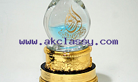 Crystal Arc Trophy Manufacturers in UAE