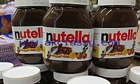 Nutella Chocolate, Coffee and COnfectionery