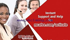 Activate your product - McAfee activate
