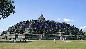 Borobudur Village Tour