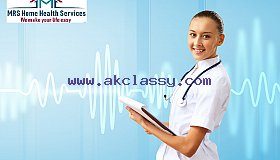 Live in Elderly and Patient Care Services 24hrs in Bangalore
