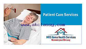 Home Nursing Services Female Care Takers