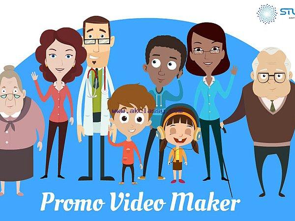 Animated Promo Video Maker Company in Dubai