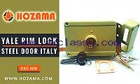 Yale Rim Lock Steel Door Italy | Hozama Online Store