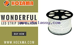 Wonderful Led Strip 50M Silicon | Hozama Online Store