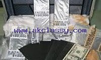 Chemical to wash black dollars available