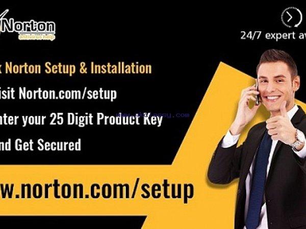 norton.com/setup - enter product key at www.norton.com/setup