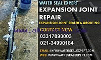 Expansion Joint Repair Karachi Pakistan