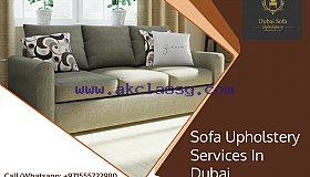 Sofa Upholstery Services In Dubai