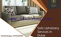 Sofa Upholstery Services In Dubai