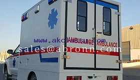 ABRONN FZE : TOYOTA HILUX BOX TYPE AMBULANCE