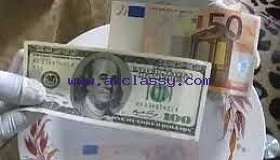 Chemical solution for cleaning black money +27738239606